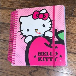 Hello kitty planner 2013 like new kids